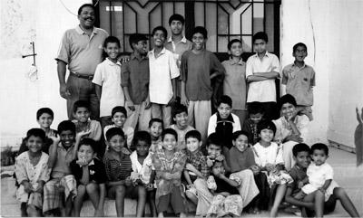 Kinderheim Indien