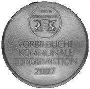 Buergeraktion-Preis-Logo