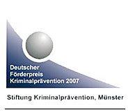 Foerderpreis-Kriminalpraevention-Preis-Logo