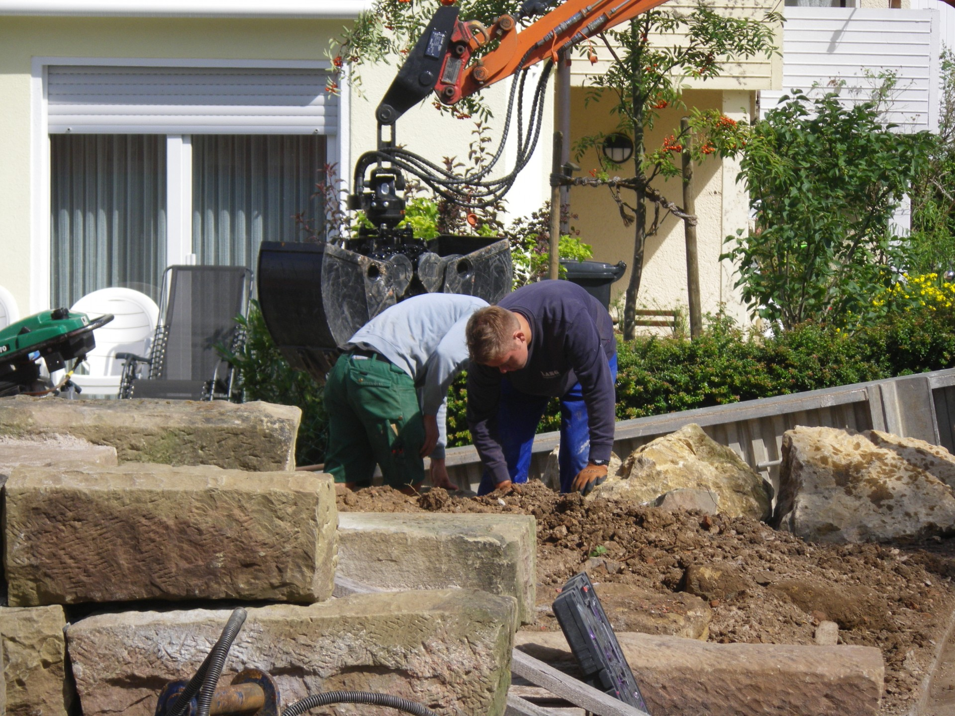 G seehaus e v for Garten und landschaftsbau