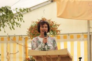 Tag der offenen Tür 2014 Störmthal - Frau Dr. Lantzsch