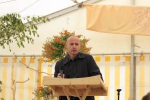 Tag der offenen Tür 2014 Störmthal - Herr Hinz