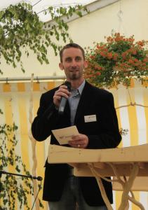Stefan Krehl Tag der offenen Tür Störmthal 2014