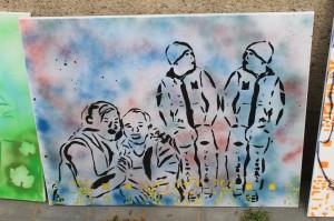 14-07-20 Kunstprojekt Street Art (2)