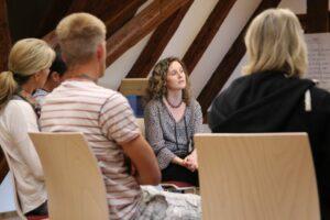 Opfer und Täter im Gespräch, Restorative Circles