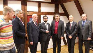 Besuch Minister NRW