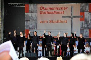 Stadtfestgottesdienst Leipzig - Copyright by Andreas H. Birkigt-3216