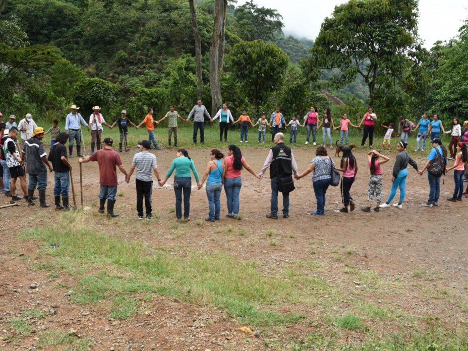 Versöhnung, Frieden, Kolumbien Friedensprozess