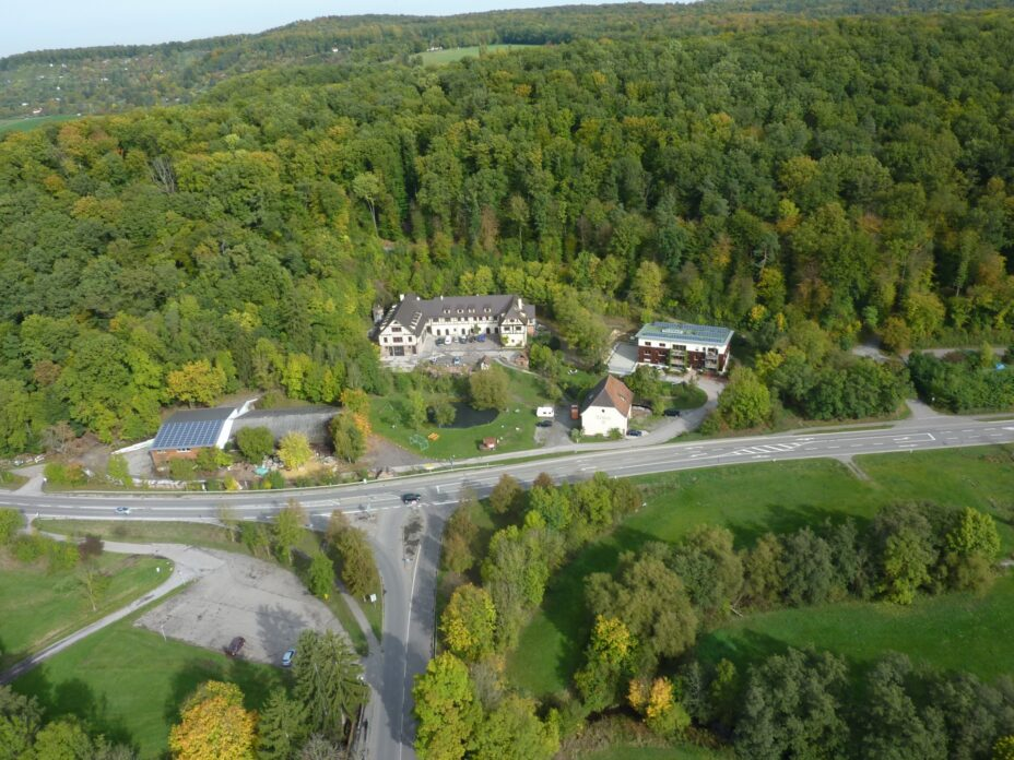 Seehaus Leonberg - Projekt Chance - Jugendstrafvollzug in freier Form