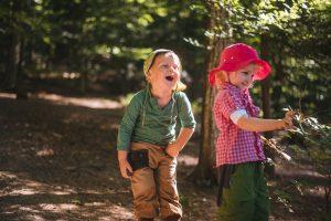 Waldkindergarten Erzieher Erzieherin Pädagogische Fachkraft