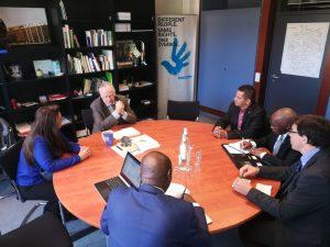 Friedensbotschafter Ruanda Kolumbien