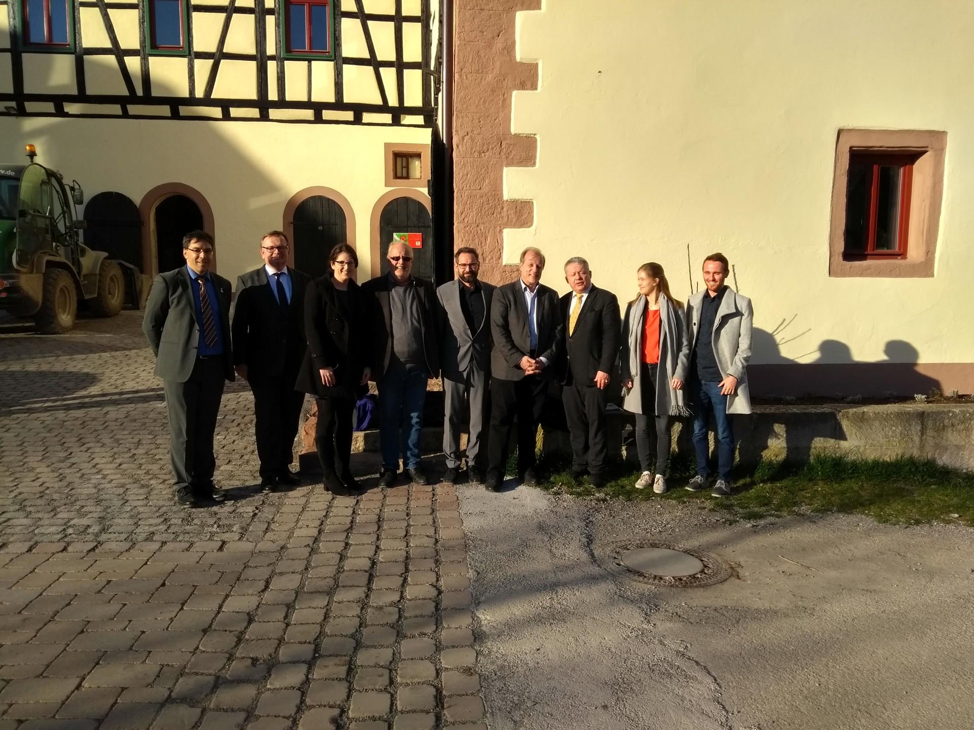 AG Moderner Strafvollzug im Seehaus