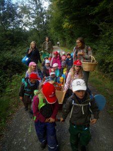 Erzieher Erzieherin Pädagogische Fachkraft Waldkindergarten