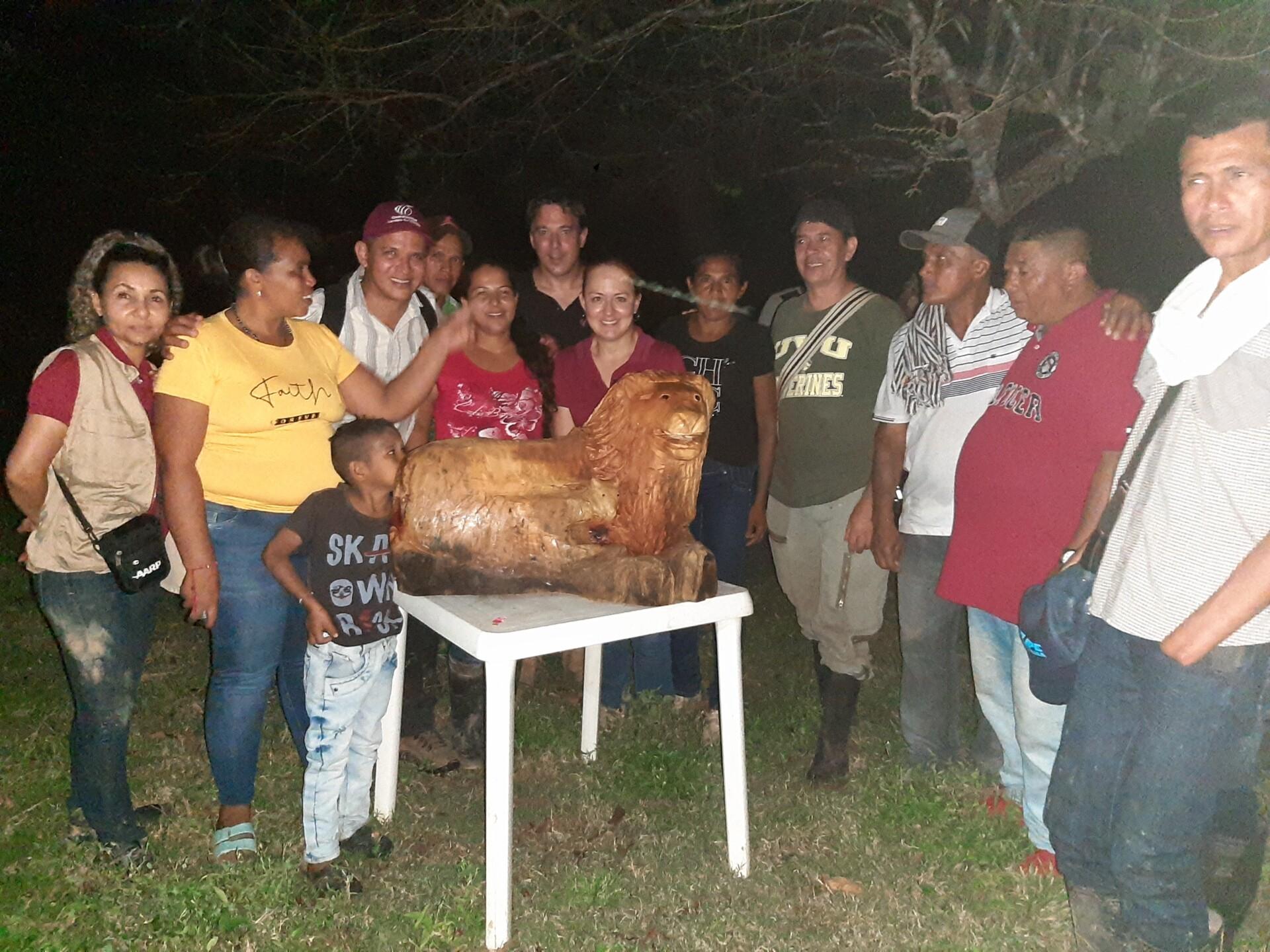Kolumbien, Dörfer der Versöhnung