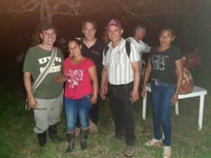 Dörfer der Versöhnung, Kolumbien