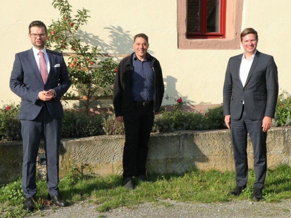 Florian Toncar Marco Buschmann FDP